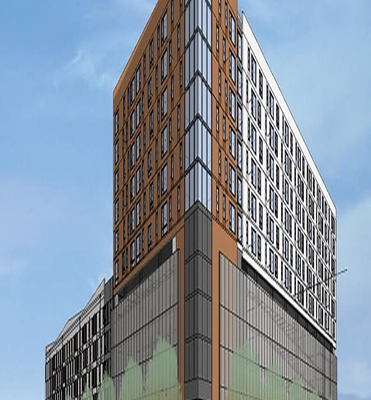 661 Lake Street Project Evolves to be 13 Stories High