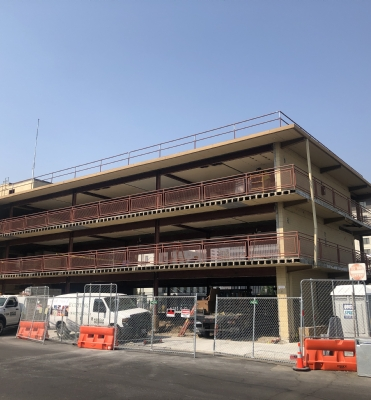 Work Continues on Joseph's Inn downtown