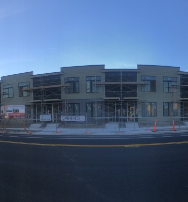 High Street Townhomes Looking Great