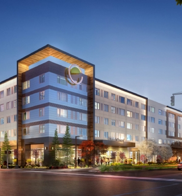 Permit Submitted for Hotel Portion of the Reno Experience District